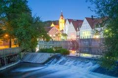 Schwandorf, Beieren Stock Afbeelding