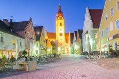 Schwandorf, Duitsland Royalty-vrije Stock Afbeelding