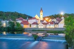 Schwandorf, Duitsland Stock Afbeelding