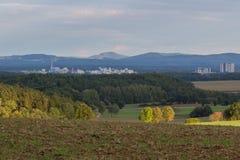 Schwandorf Schwandorf en Baviera Imágenes de archivo libres de regalías