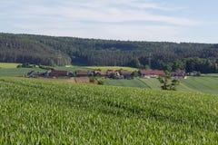 Schwandorf en Baviera Foto de archivo