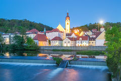 Schwandorf, Germania Immagine Stock