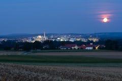 Schwandorf im Bayern Lizenzfreies Stockfoto