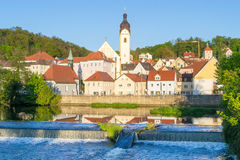 Schwandorf, Niemcy Obraz Stock