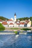 Schwandorf Tyskland Arkivfoto