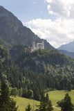 The Schwangau castle Royalty Free Stock Image
