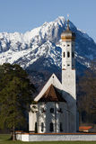 Schwangau church Stock Photo
