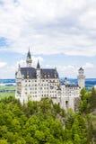 Schwangau, Germany -Neuschwanstein Castle. Schwangau, Germany - 05/12/2018: Neuschwanstein Castle Stock Images