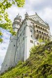 Schwangau, Germany -Neuschwanstein Castle. Schwangau, Germany - 05/12/2018: Neuschwanstein Castle Royalty Free Stock Photography