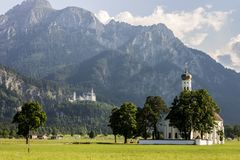 Schwangau, Germany royalty free stock images