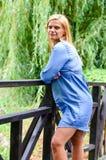 Schwangere Frau Lizenzfreie Stockbilder