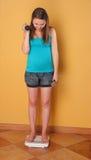 Schwangere junge Frau Stockfoto