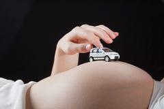 Schwangerschaft Lizenzfreies Stockfoto