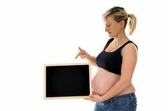 Schwangerschaft lizenzfreie stockfotografie