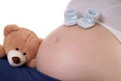 Schwangerschaft stockfotos