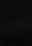 Schwarze Aquarellpapierbeschaffenheit Stockfotografie