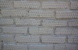 Schwarze Backsteinmauer Lizenzfreies Stockbild