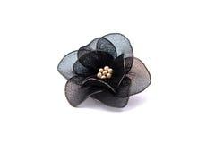 Schwarze Blumenarchivbilder Lizenzfreies Stockfoto