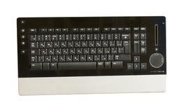 Schwarze drahtlose Tastatur I Lizenzfreies Stockbild