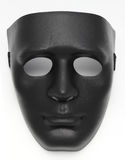Schwarze fantastische Maske Lizenzfreies Stockbild
