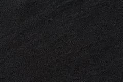 Schwarze Farbt-shirt Beschaffenheit Lizenzfreies Stockfoto