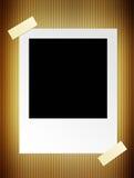 Schwarze Fotographie stock abbildung