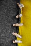 Schwarze gelbe Koalition Lizenzfreies Stockbild