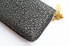 Schwarze Tasche Stockbild