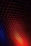 Schwarze Gitterbeschaffenheit mit Farben Lizenzfreie Stockbilder