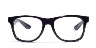 Schwarze Gläser Lizenzfreies Stockfoto