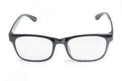 Schwarze Gläser Stockfoto