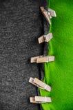 Schwarze grüne Koalition Lizenzfreies Stockfoto