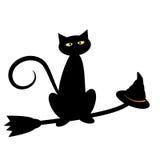 halloween hexenhut vektor abbildung illustration von herbst 57439698. Black Bedroom Furniture Sets. Home Design Ideas