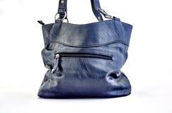 Schwarze Handtasche Stockfoto