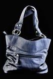 Schwarze Handtasche Stockfotos