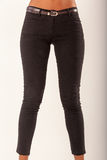 Schwarze Jeans Stockfotos