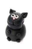 Schwarze Katzen Lizenzfreies Stockbild