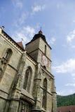 Schwarze Kirche Brasov, Rumänien Stockbilder