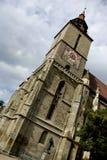 Schwarze Kirche Brasov, Rumänien Lizenzfreie Stockfotos
