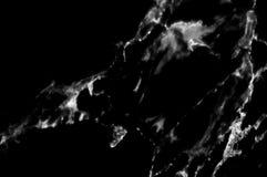 Schwarze Marmorbeschaffenheit Marmornaturmuster Stockbilder
