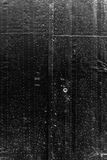 Schwarze Metalltür Lizenzfreies Stockbild
