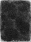 Schwarze Papierblattbeschaffenheit Stockbild