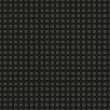 Schwarze Plastikbauplatte Nahtloser Musterhintergrund Auch im corel abgehobenen Betrag lizenzfreie abbildung