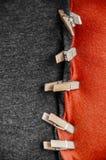 Schwarze rote Koalition Lizenzfreies Stockfoto