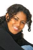 Schwarze Schönheit Lizenzfreies Stockfoto