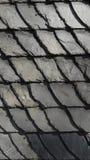 schwarze Schindeln in Goslar Lizenzfreies Stockbild