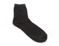 Schwarze Socken Lizenzfreie Stockbilder