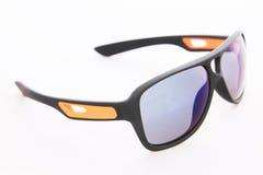 Schwarze Sonnenbrille stockbilder