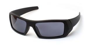 Schwarze Sonnenbrillen Stockfoto