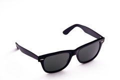Schwarze Sonnenbrillen Lizenzfreies Stockbild